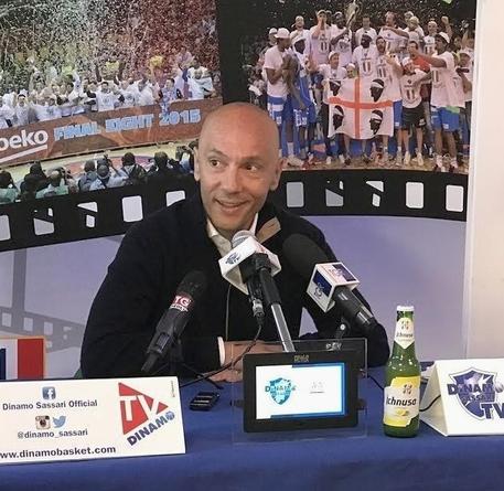 Dinamo Sassari inizia ritiro ad Aritzo