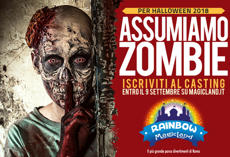 A Rainbow Magic 'si assumono zombie' © Ansa