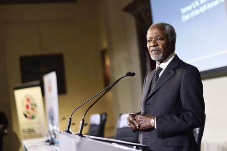 È morto Kofi Annan, l'ex segretario generale dell'Onu
