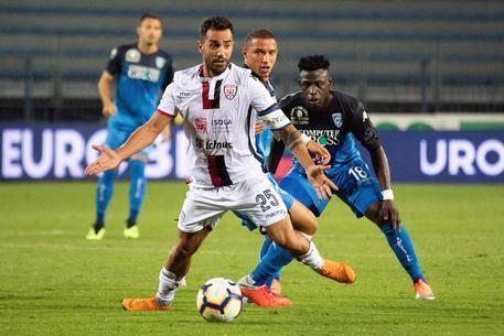 Soccer: Serie A; Empoli-Cagliari © ANSA