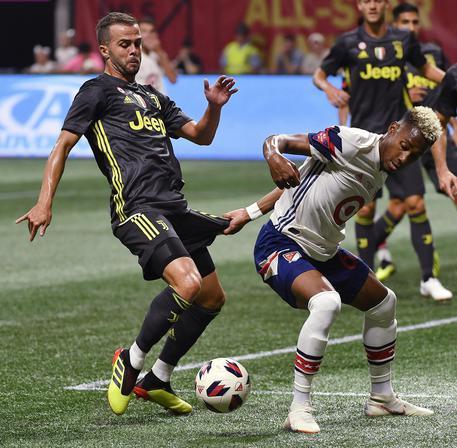 Calcio: amichevoli; Juve batte selezione Mls ai rigori © AP