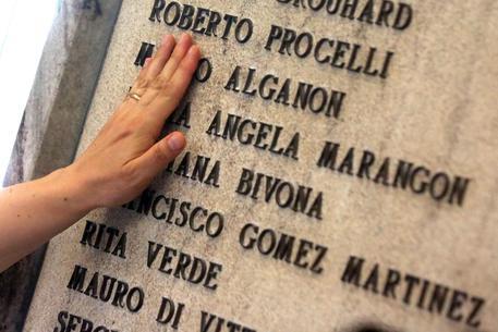 Strage Bologna, oggi il 38/o anniversario © ANSA