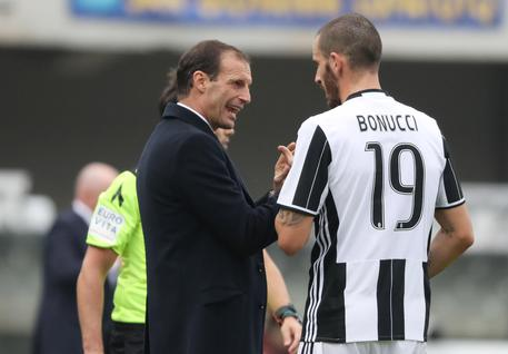 Bonucci in conferenza: