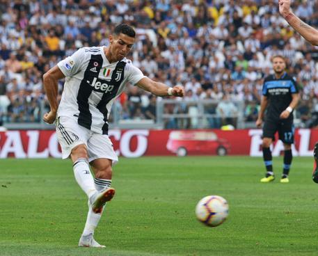 Cristiano Ronaldo © ANSA