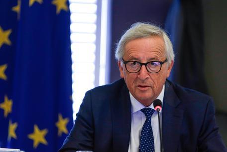 Juncker annuncia la polizia Ue, 10mila uomini ai confini