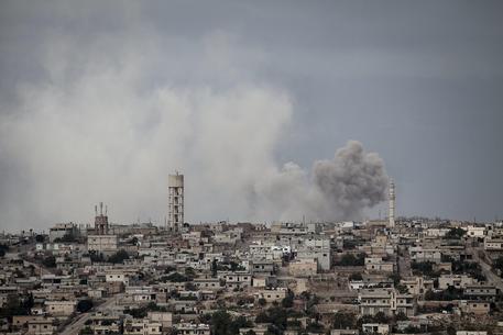 Risultati immagini per zona cuscinetto smilitarizzata  Idlib.