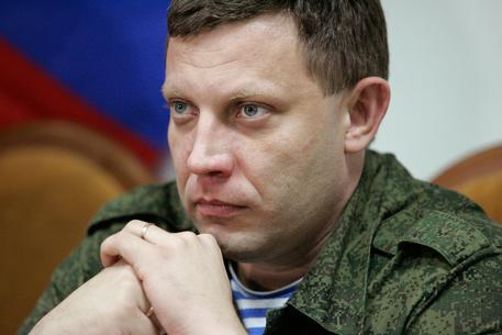 Il capo dei separatisti ucraini di Donetsk ucciso in un attentato