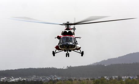 Elicottero si schianta in Siberia, morte le 18 persone a bordo