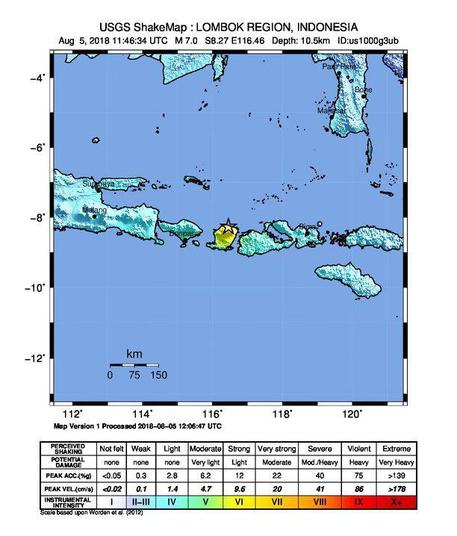 Terremoto in Indonesia, 142 morti: turisti italiani in trappola: