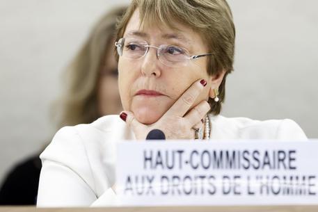 Razzismo: l'Alto Commissario dell'Onu Bachelet attacca Salvini sui migranti