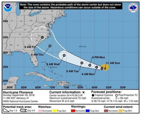 Milioni di americani si preparano all'uragano più potente degli ultimi 60 anni