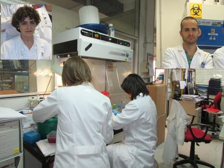 Forbici molecolari contro gene della Sla