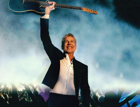 Claudio Baglioni - Al Centro, il concerto evento dall'Arena di Verona a Rai1