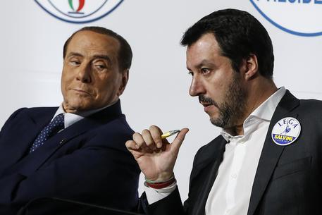 Incontro tra Salvini e Berlusconi, si rinsaldano i legami del centrdoestra