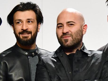 Emanuele Spedicato e Giuliano Sangiorgi © Ansa