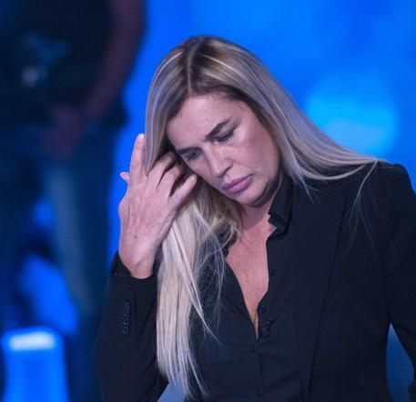 Anche Daniele Bossari difende Lory Del Santo