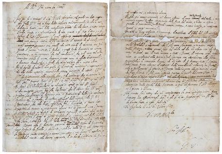 Galileo, ritrovata la lettera che gli costò l'accusa di eresia