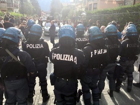 sempre popolare stile unico design popolare Migranti,tensioni confine Italia-Francia - Piemonte - ANSA.it