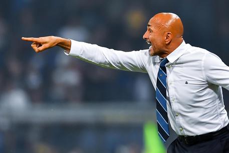 Serie A: Inter Fiorentina, Spalletti in panchina