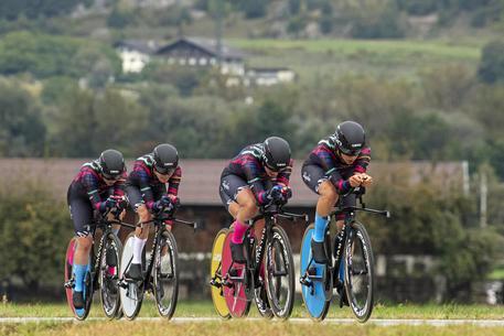 Mondiali ciclismo, prima medaglia per l'Italia con Camilla Alessio
