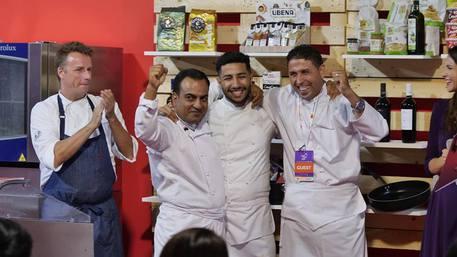 San Vito lo Capo, Tunisia vince il campionato del mondo di cous cous$