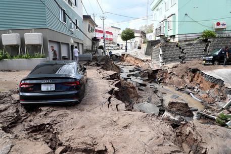 Forte scossa di terremoto in Giappone: allerta per una centrale nucleare
