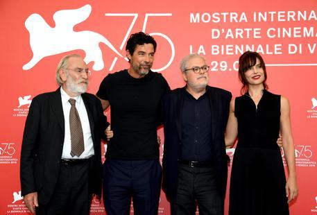 Venezia 75, Andò firma una storia d'arte e mafia con Micaela Ramazzotti
