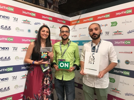 Digithon 2018,vince start up sarda
