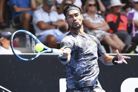 Tennis, Fognini eliminato nei quarti di finale nel torneo di Auckland