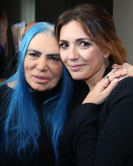 La palermitana Roncione interpreta Loredana Bertè nel film sulla Martini
