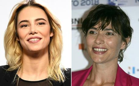 Mellisa Greta Marchetto e Anna Foglietta © ANSA