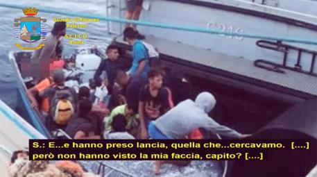 Traffico migranti, sequestri per 3 milioni