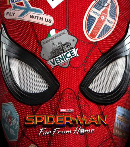 Spider-man Far From Home (luglio 2019) © Ansa