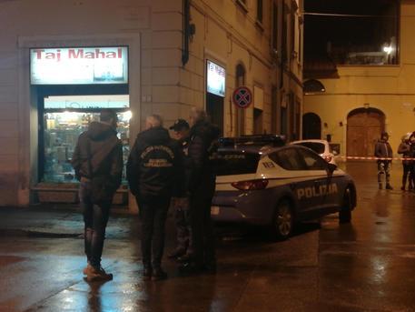 In escandescenze a Empoli, intervento polizia e 118 ma muore © ANSA