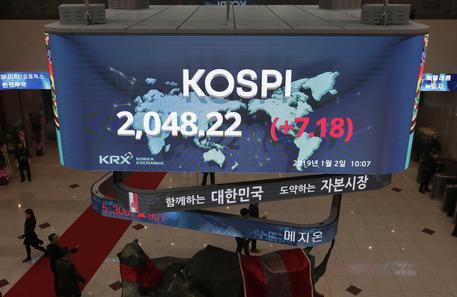 Borsa: Asia sotto scacco, Tokyo 0,62% Economia ANSA