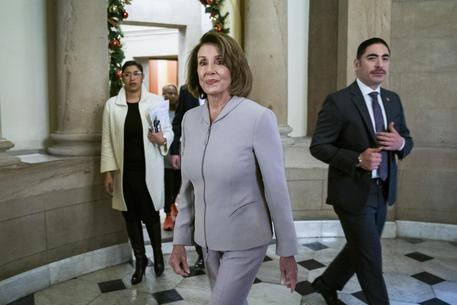 Usa, Nancy Pelosi eletta speaker della Camera: è la seconda volta
