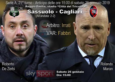 Sassuolo, De Zerbi: