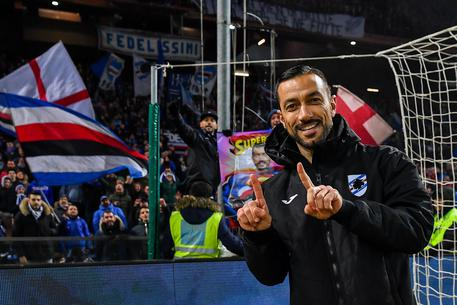 Quagliarella: 'Io come Batistuta? Da brividi' B272cb4b6464d7f4d19c437a3f69ee23