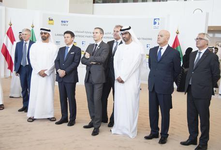 ENI acquisisce il 20% di ADNOC Refining (Emirati Arabi Uniti)