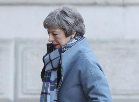 Brexit, Juncker alla May: impossibile rinegoziare l'accordo