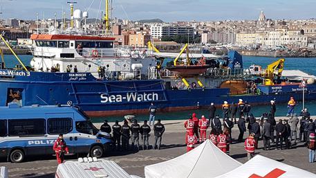 Irregolarità amministrative: Sea watch resta a Catania$