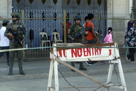 Morti e feriti per bombe in una chiesa nel sud delle Filippine