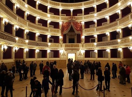Teatri: il cantiere del Piccinni di Bari - Puglia - ANSA it