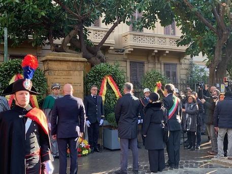 Palermo ricorda Piersanti Mattarella$