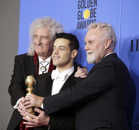 Rami Malek dedica il Golden Globe a Freddie Mercury