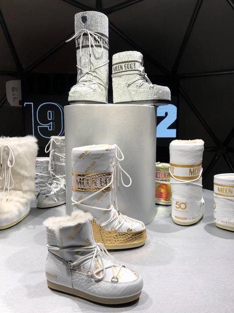 Pitti Uomo, mostra su 50 anni Moon Boot Toscana ANSA.it