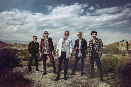 I Modà presentano il nuovo album 'Testa o croce?' © ANSA