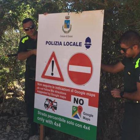 Google pronta a rivedere mappe Ogliastra