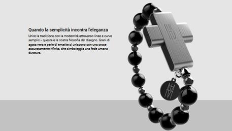 Il Vaticano lancia sul mercato il rosario indossabile interattivo