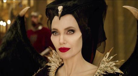 Angelina Jolie in Maleficent 2 © AP